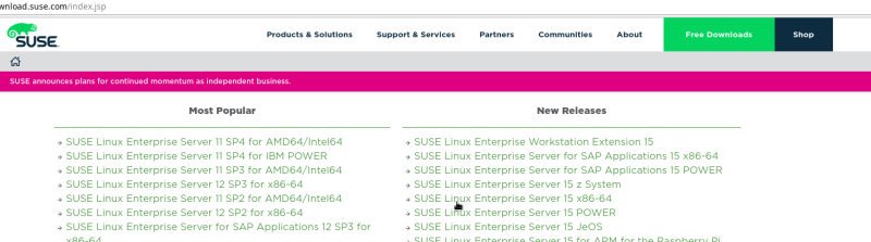 Installing and configuring SUSE Linux Enterprise Server 15